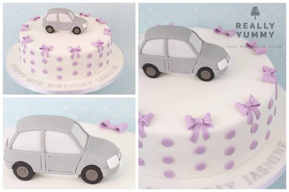 Jacqui P. - Beautiful cake provided at rather short notice. Friendly service and thoroughly professional in every way. My niece loved it and so did all the family. I would definitely recommend.