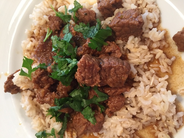 Beef Masala Curry | Make This Food Blog