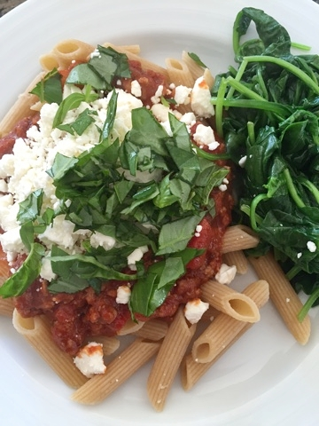 Simple Meat Sauce | Make This Food Blog