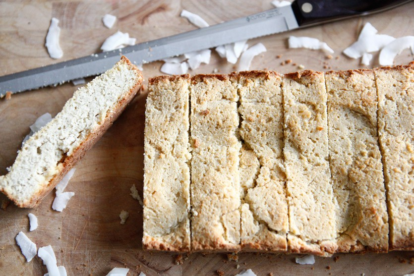 Coconut Bread | Make This Food Blog