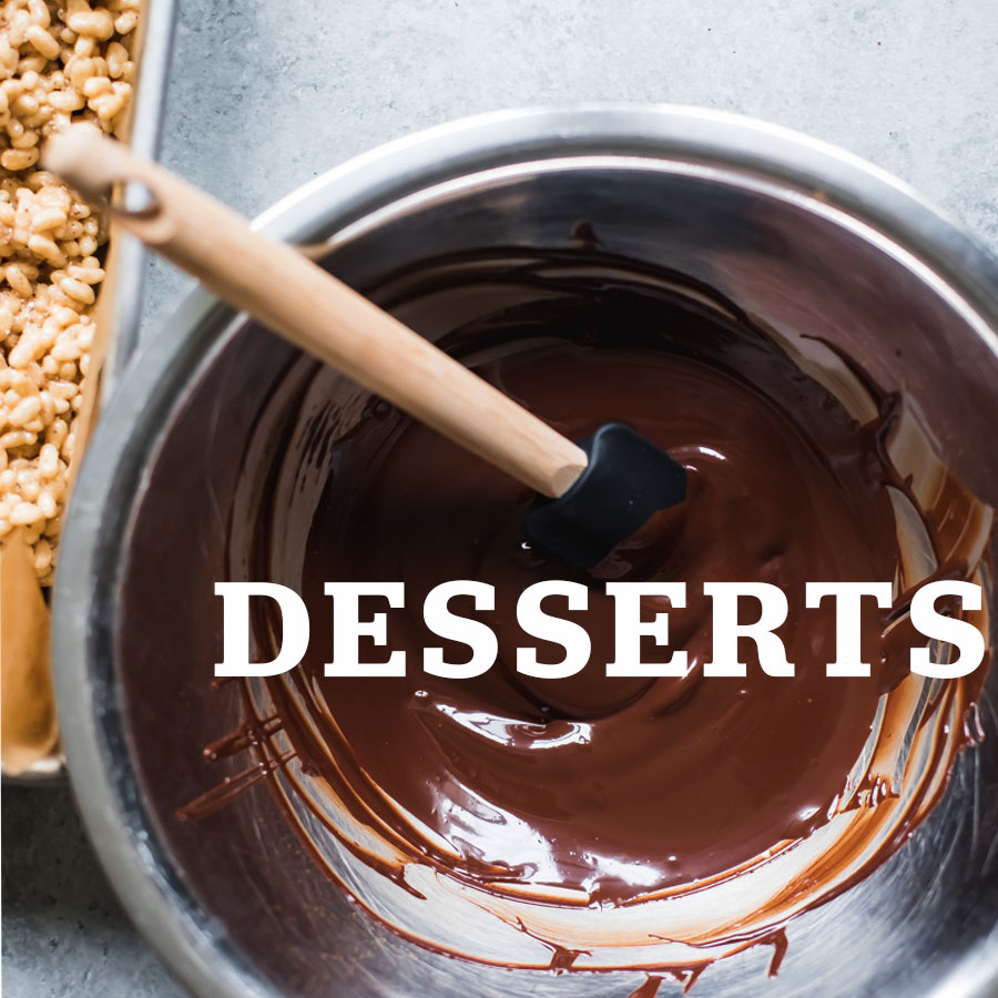 Dessert Recipes Make This Food Blog
