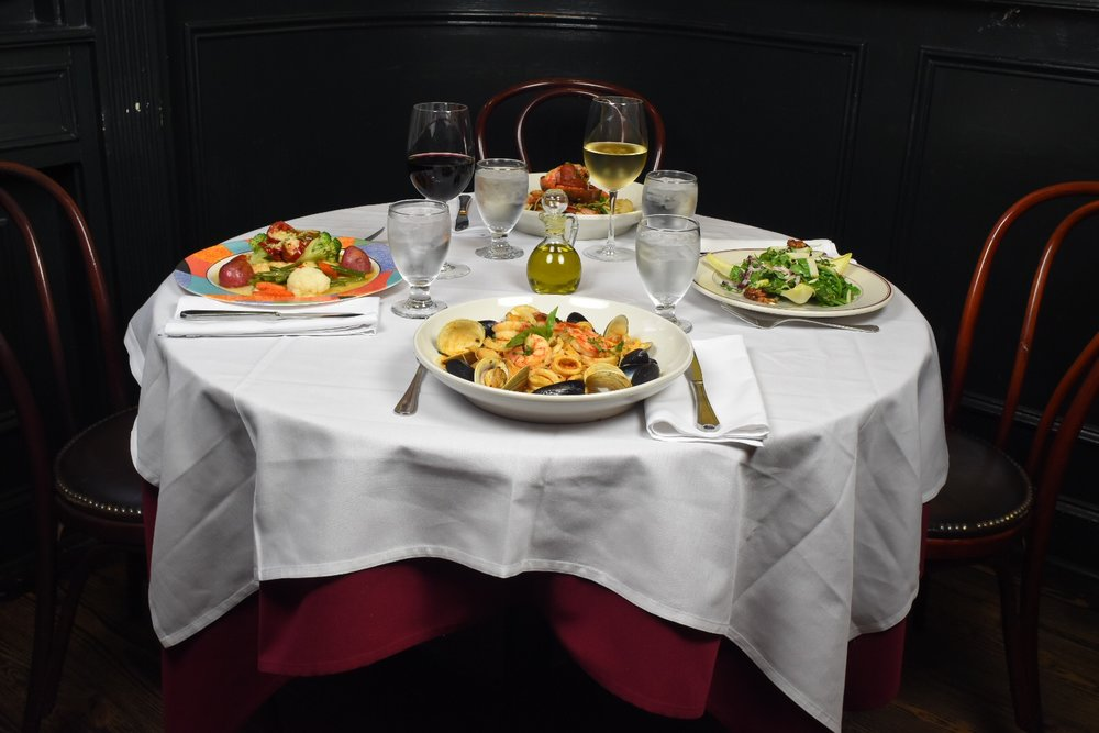 Prefer to make reservations via phone? - You can make reservations by calling our restaurant directly:Cos Cob  203-422-2177Darien   203-309-5818