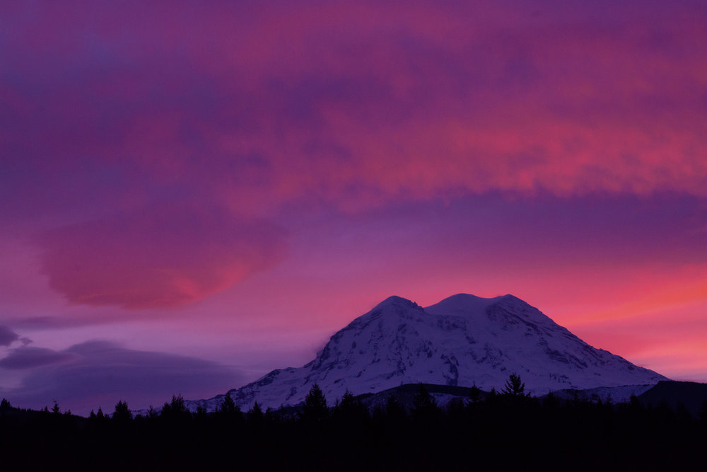 Purple Mountain, Fire Sky