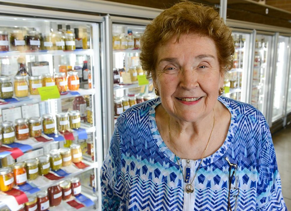Louise Piper is Iowa's Blue Ribbon Baker and Canner