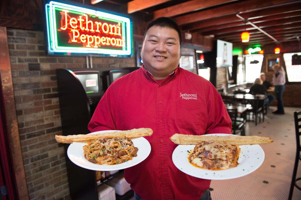 Jethro's Pepperoni celebrates National Pasta Month