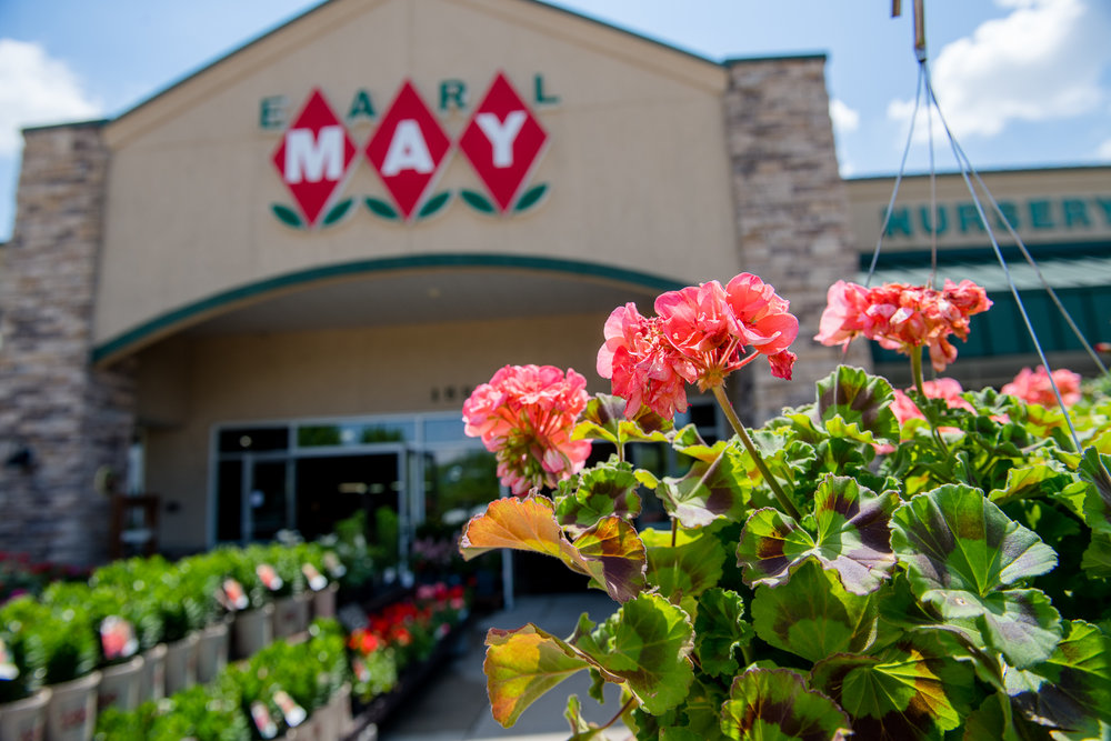 Experts at Earl May are eager to lend a helping hand planting your garden or troubleshooting issues.