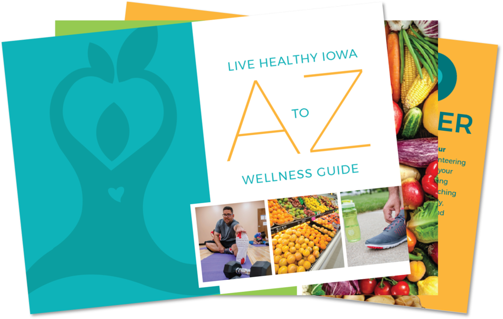 - Download a booklet with 26 tips to help you reach your wellness goals!