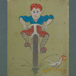 Naive Painting of Boy on Bike+256x256px.jpg