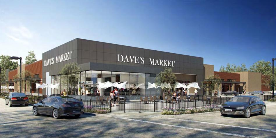Dave's Supermarket - 2018