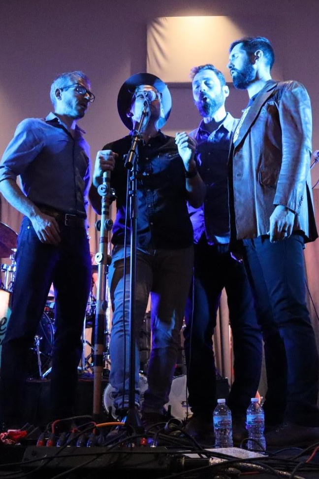 January 26th, 2019 - THE STEEL WHEELS & CHRIS WILSON FOR WESTMINSTER NEIGHBORHOOD SERVICES
