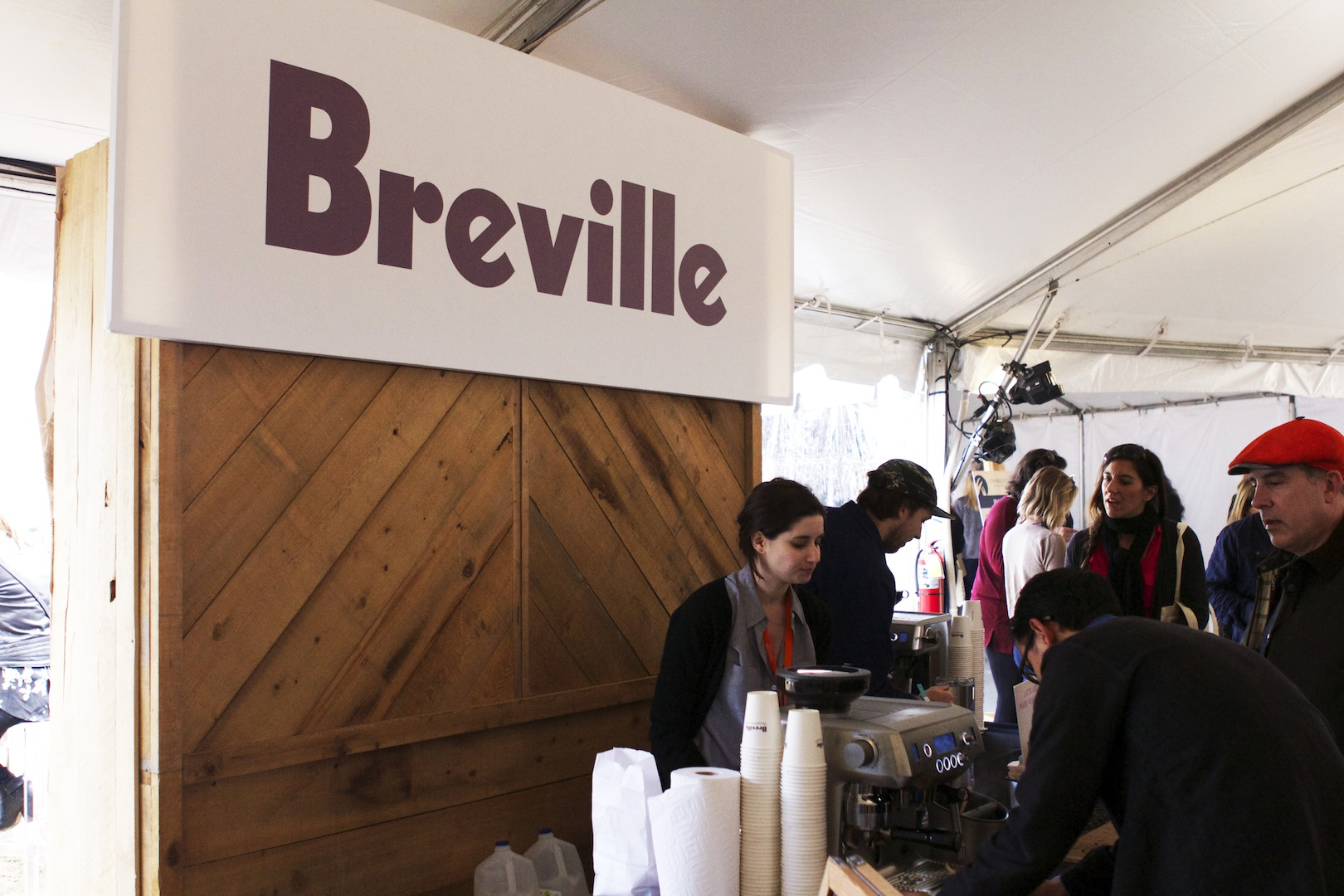 Our friends at Breville and South Carolina's Collective Coffee Company slang amazing, rosetta'd lattes. Like the one in our Instagram video.
