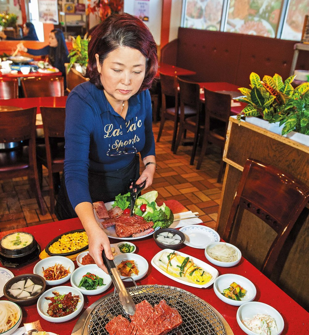 Photo Cred: Gabi Porter, Koreatown: A Cookbook