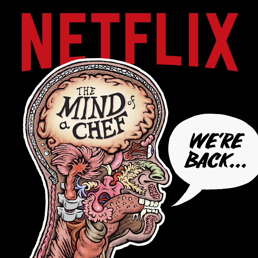 Mind Of A Chef Is Back On Netflix