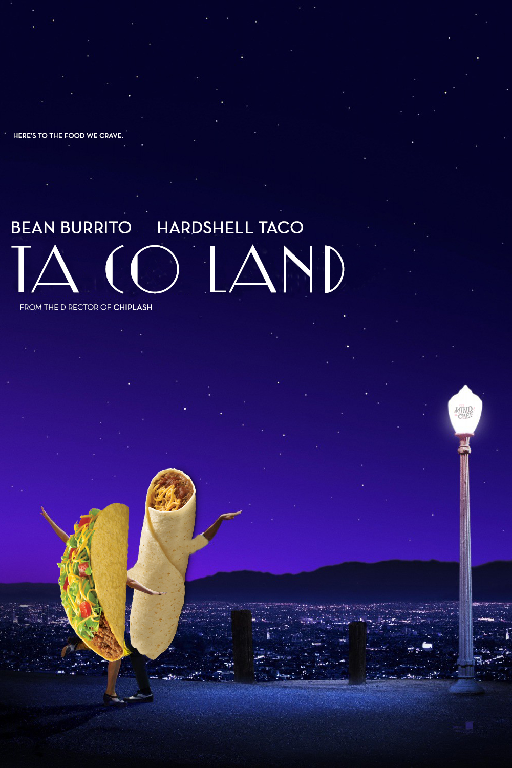 La La Land with tacos and burritos