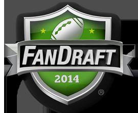 FanDraft Football 2014