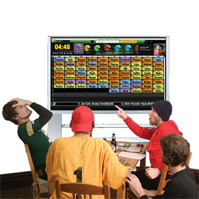 FanDraft Digital Draft Board software
