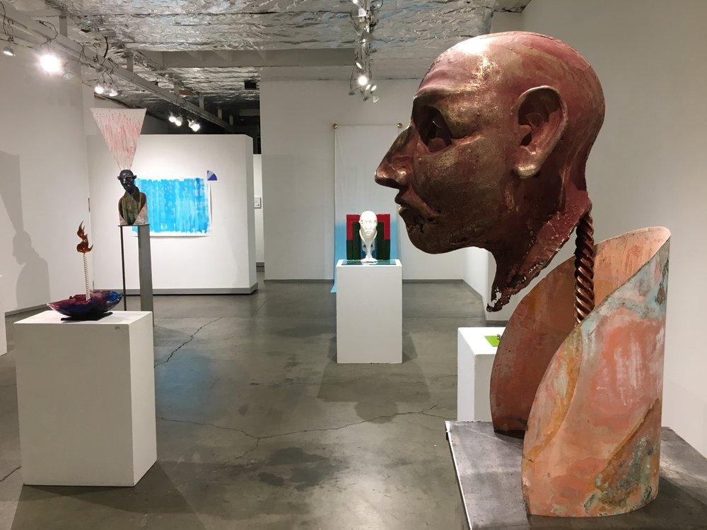 Prophet (front work), Blue Jaguar (exhibit 2017)