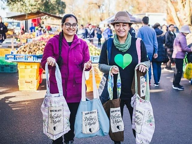 As most of you probably know, starting on 1 July 2019, New Zealand will be enforcing the ban on single -use plastic shopping bags 👜🛍 Wesley Market is fully behind this kaupapa and to support our community in the transition we would like to establish a Bag Library for our shoppers!  So if you've forgotten your reusable bag, we will have some available for you to borrow and bring back next time. To kick this off we are putting the call out to our community to donate any spare bags or even pillowcases that you might have lying around your house or sitting in the boot of your car!  So, if you have reusable bags that are still in usable condition we will be taking donations for our Bag Library at the Wesley Community Centre Monday to Friday from 9am to 5pm!