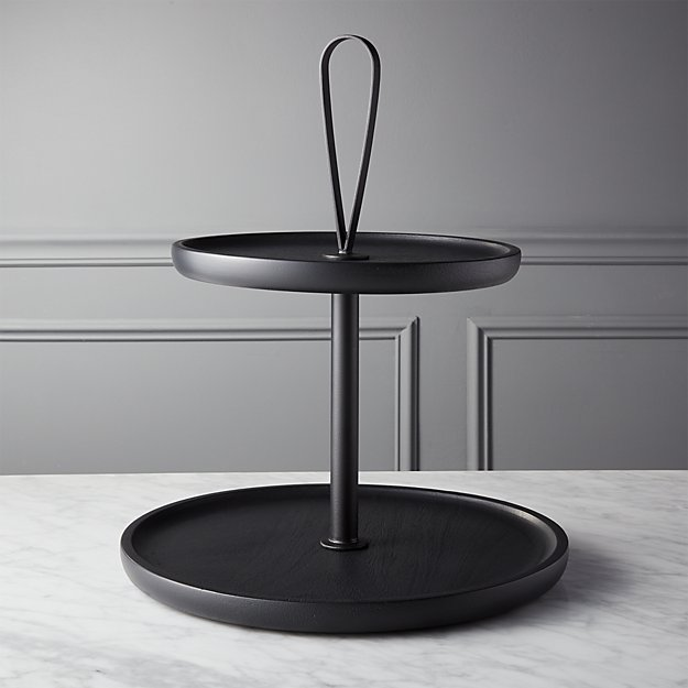 Tiered Serving Plate