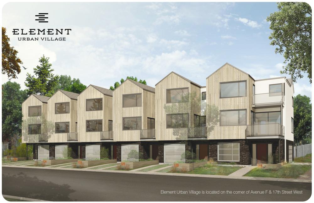 Visit Element Urban Village online, here .