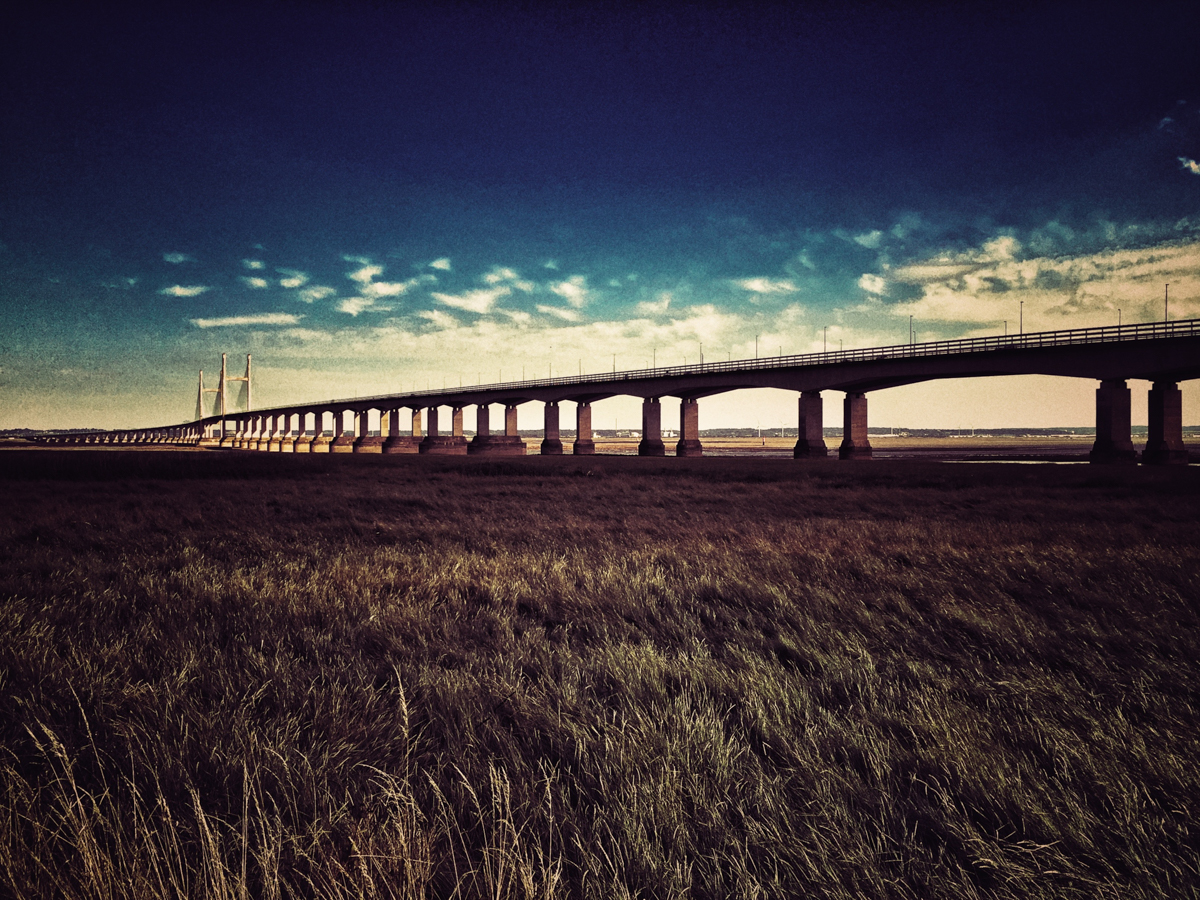 The Second Severn Crossing.