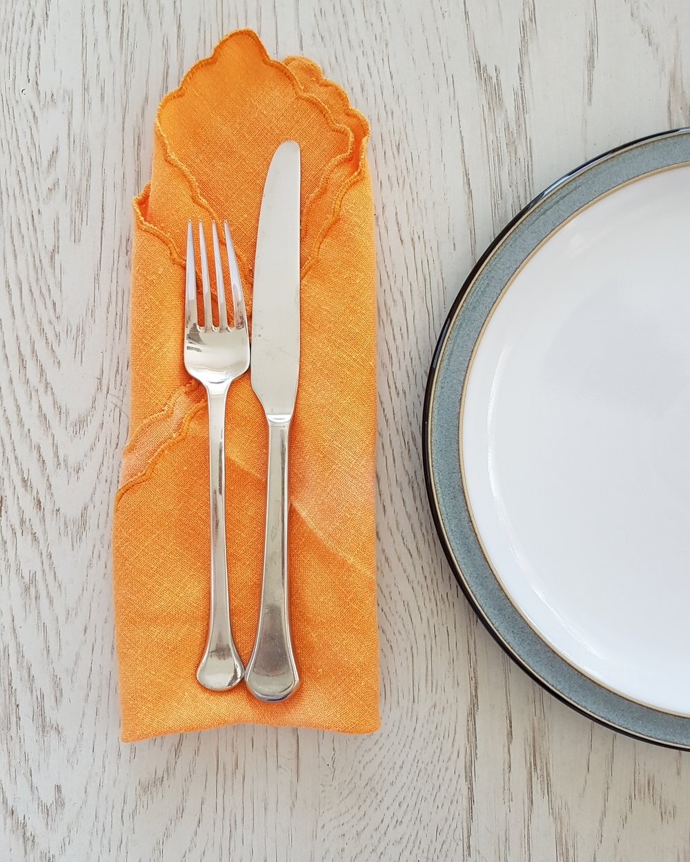 elegant cloth napkins waste less
