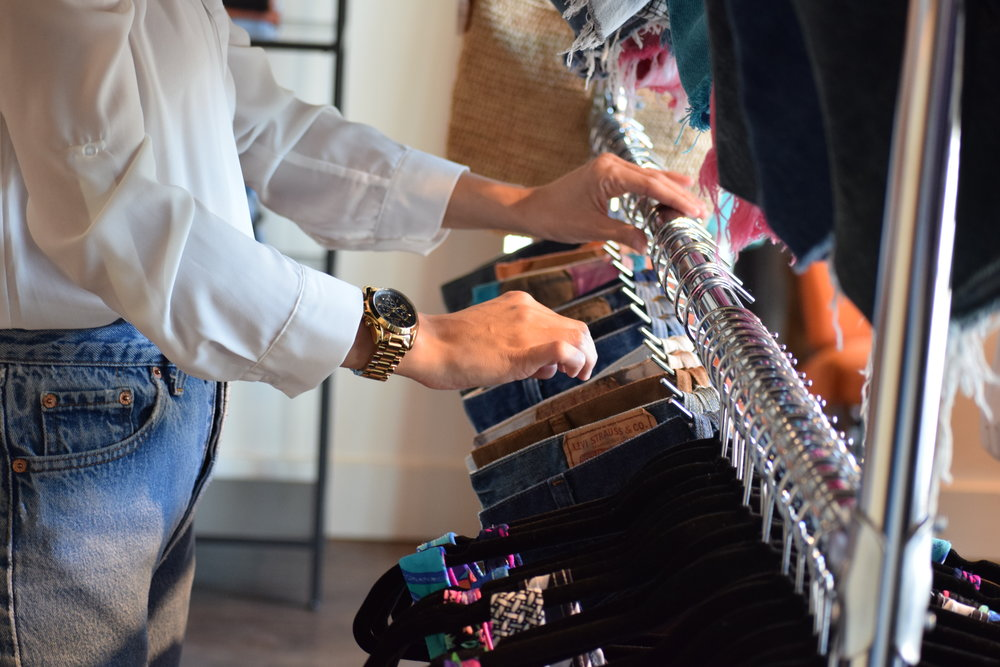 the knick vintage shopping tips sarah gaudry