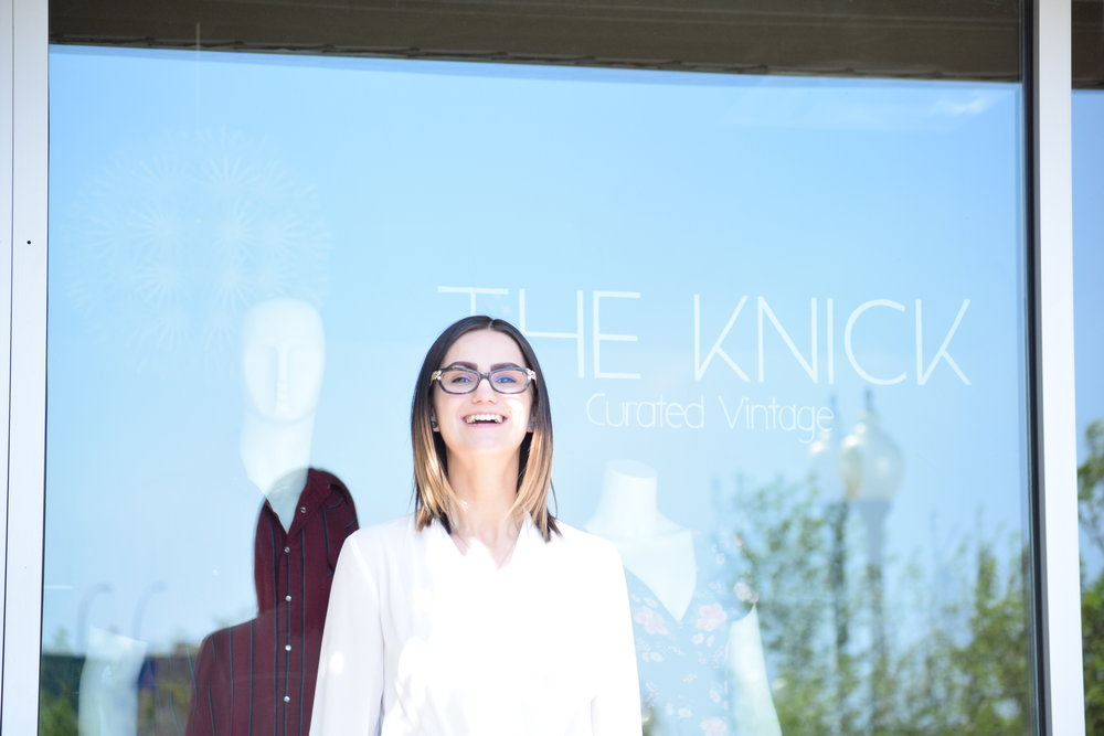sarah gaudry the knick vintage by sneakers and lipstick