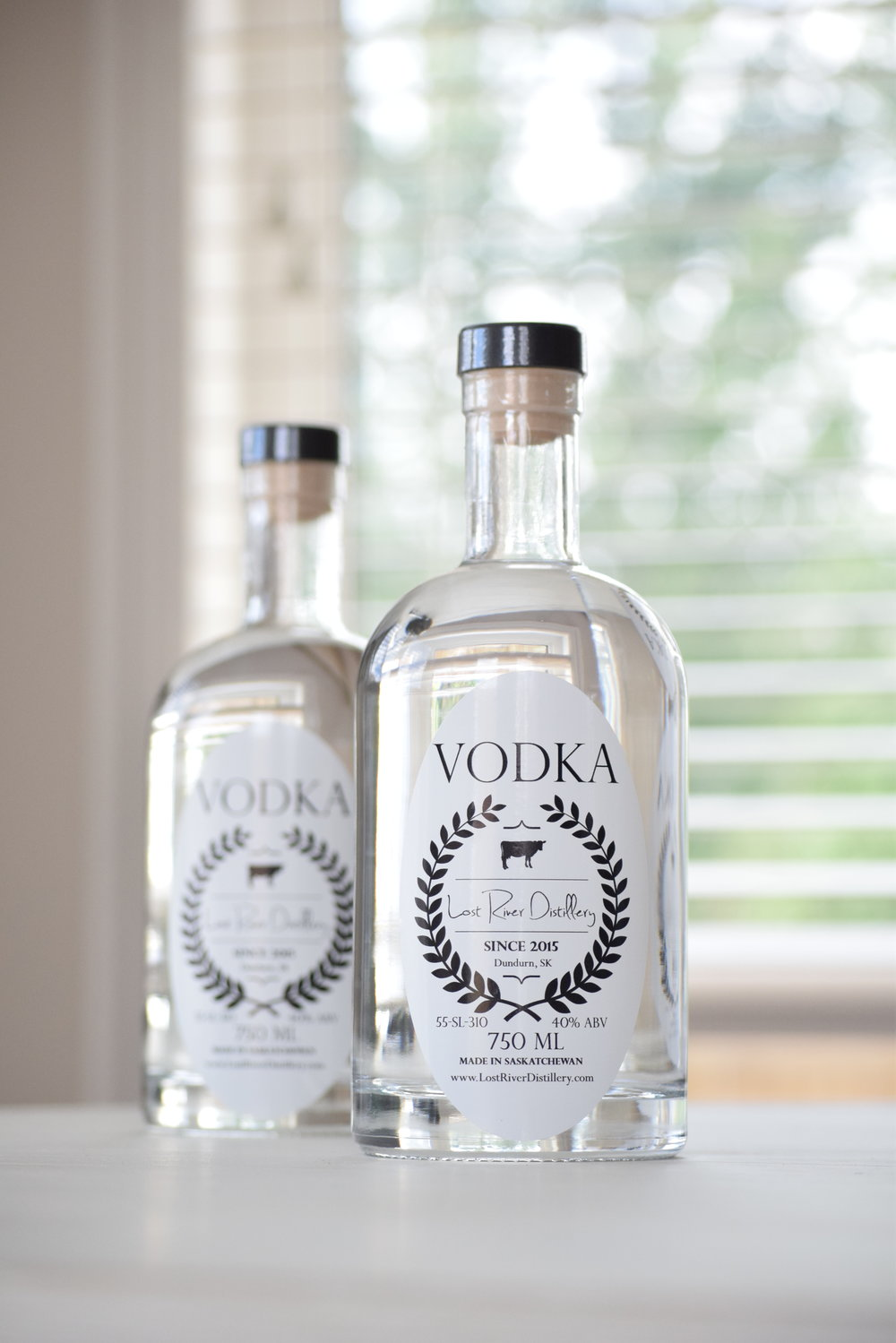 lost river distillery vodka saskatoon