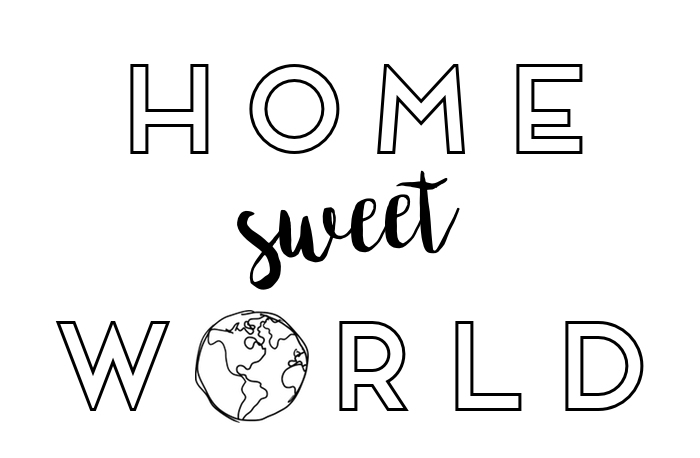 home sweet world