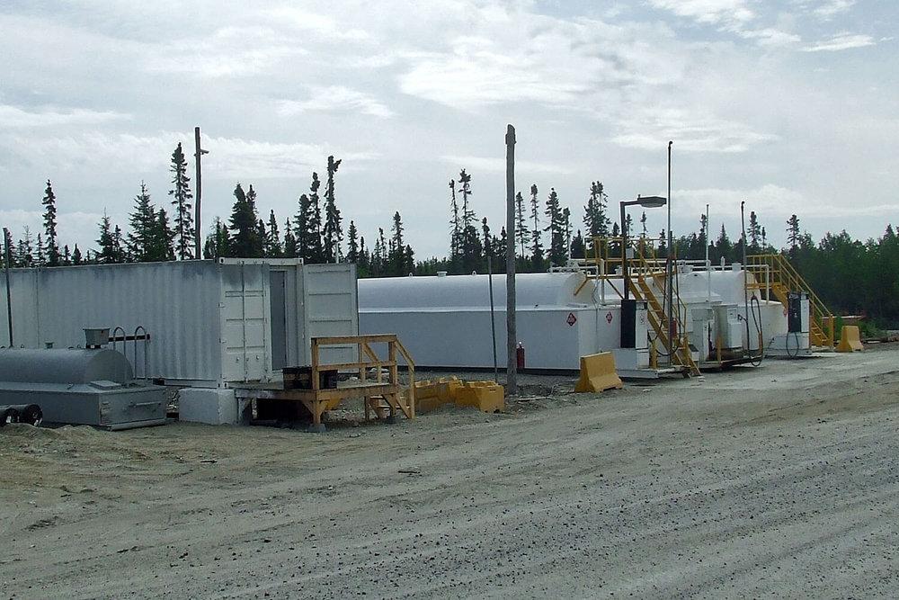 Inventaire et vérification de conformité des systèmes de stockage de produits pétroliers de 28 communautés autochtones au Québec