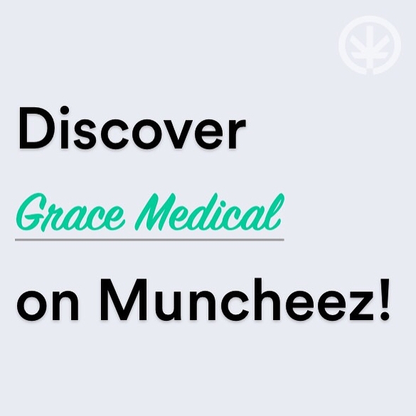 (SWIPE LEFT) 👈Discover great dispensaries like @thegracemedical on Muncheez! 🌱 Don't miss out on any deals anymore. They have a diverse selection of high quality cannabis products for recreational and medicinal use. Browse @thegracemedical menu and give them a friendly review the next time you stop by. Download Muncheez and find your feelgood! 😎