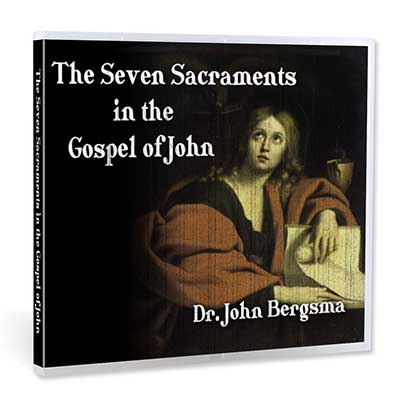 The Seven Sacraments in the Gospel of John