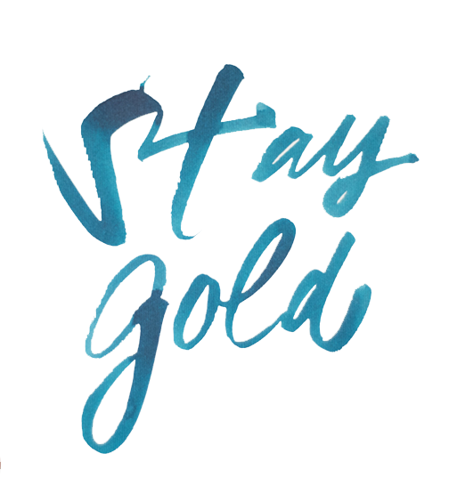 stay-gold-caligrafia-quadro