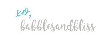 XO babblesandbliss