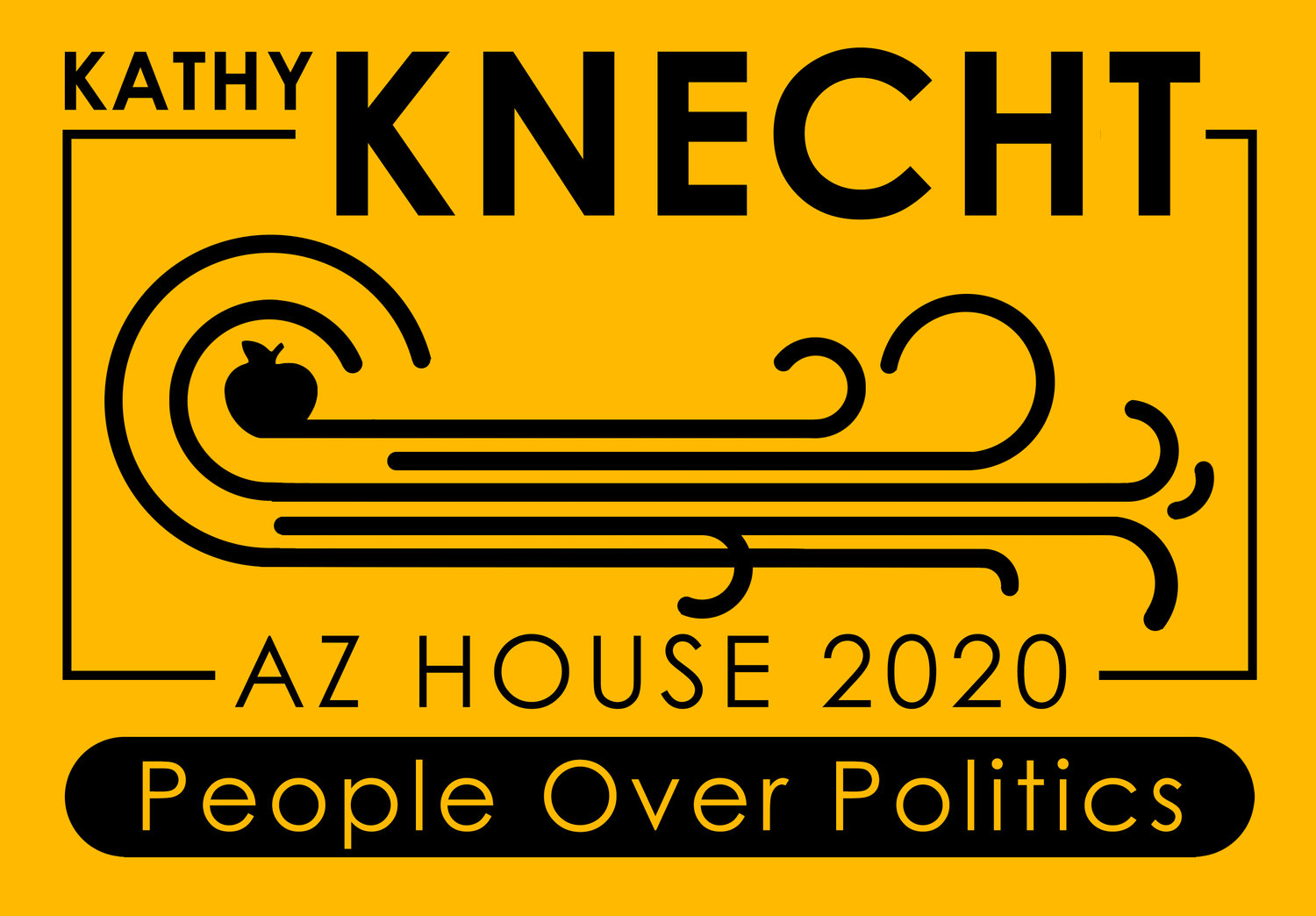 Kathy Knecht for Arizona House in 2020