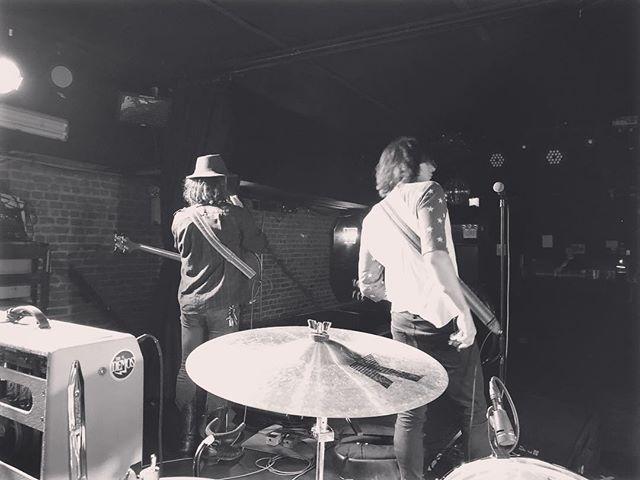 @thedemosmusic tonight at @mercuryloungeny 8pm. I'm the drum mercenary.