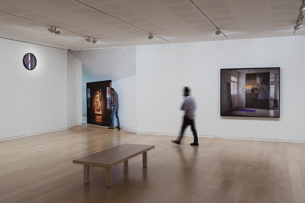 Tel-Aviv Museum of Art Solo Exhibition Installation View