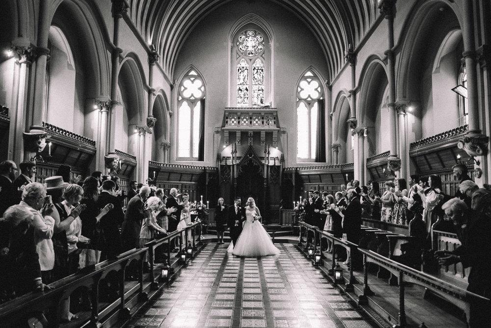 STANBROOK ABBEY WEDDING, WORCESTER - MILES + VICTORIA -