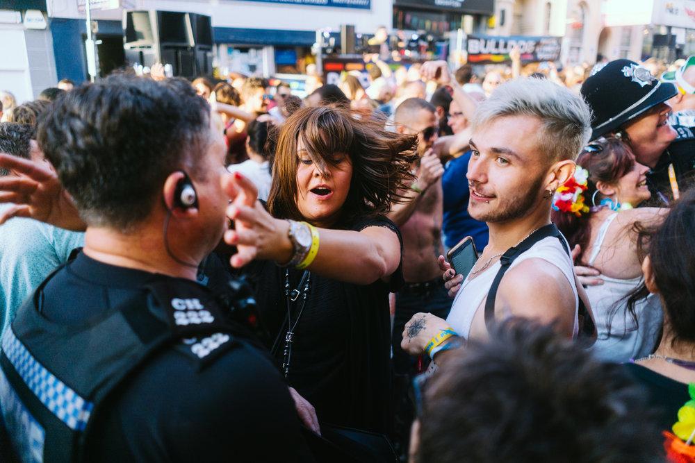 Brighton Pride - 2016