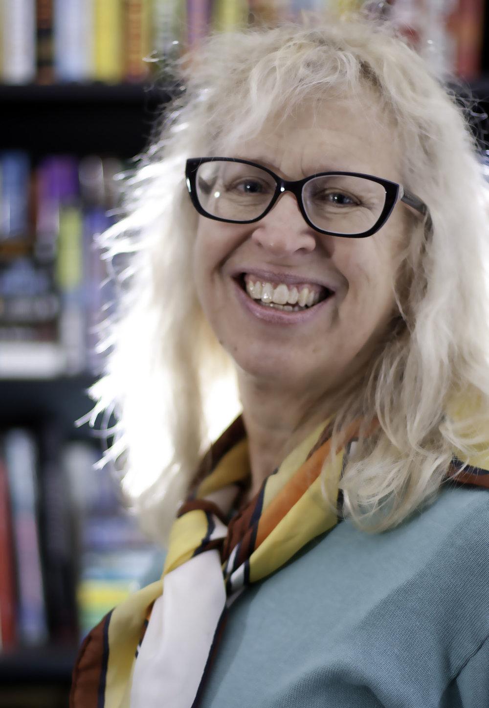 Wendy Ledger - AuthorEditorCat Lady