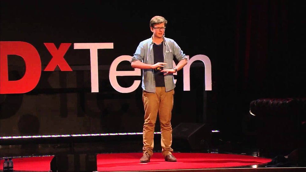 Erik Finman at TEDxTeen