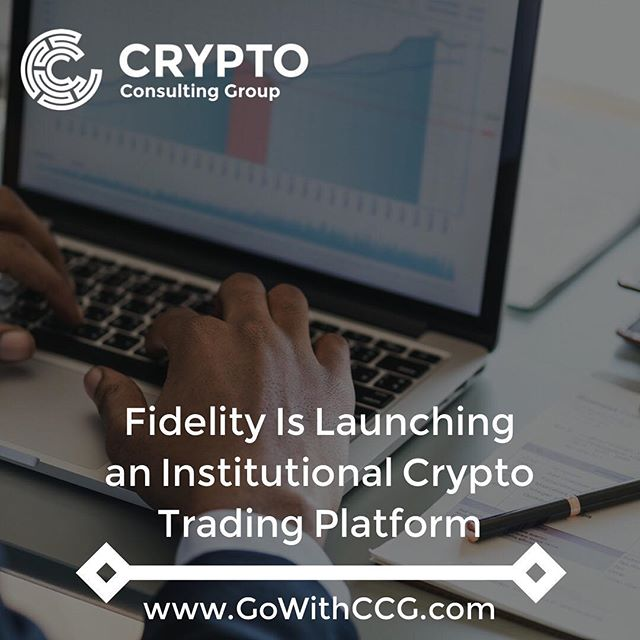 Financial services provider Fidelity Investments is launching a cryptocurrency trading and storage platform. . Fidelity Digital Asset Services, LLC will provide cryptocurrency custody and trading services for enterprise clients, the company announced Monday. . Tom Jessup, who is heading up the new division, announced the platform at Bloomberg's Institutional Crypto event. It hopes to draw institutional investors, including hedge funds, family offices and market intermediaries. . Fidelity is one of the five largest financial services providers in the world, maintaining some $7.2 trillion in client assets. . . . #crypto #fidelity #investments #cryptocurrency #blockchain #adoption #bitcoin #ethereum #eth #btc #trading #investing