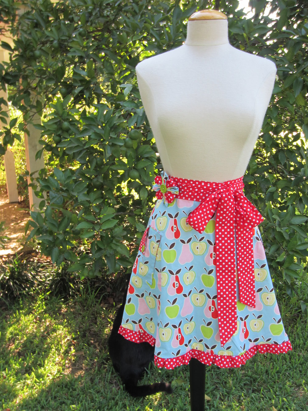 Apple Tart Apron