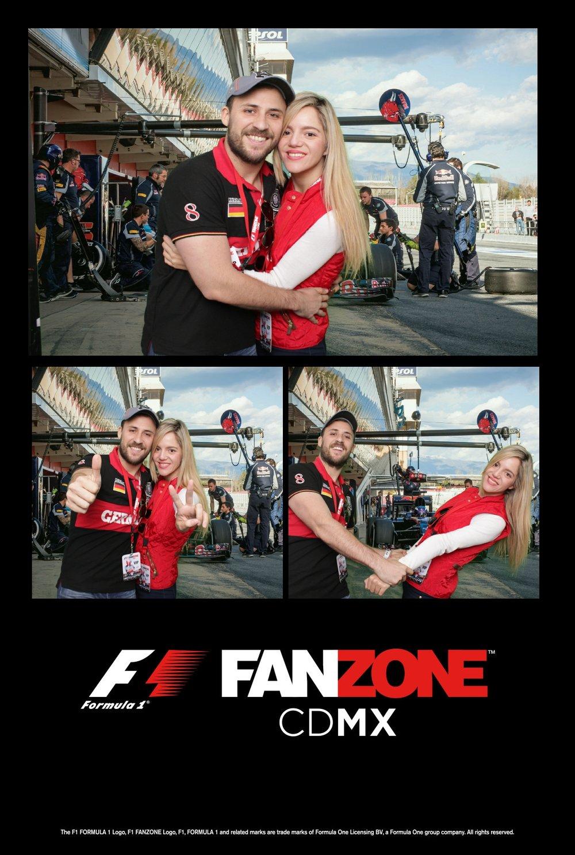 FÓRMULA UNO | Fanzone F1   En Octubre pasado, se llevó a cabo en el Autódromo Hermanos Rodríguez, la 67º edición de la Fórmula 1. En Chapultepec, se realizó el Fanzone, evento en el cual se transmitieron las carreras en vivo...