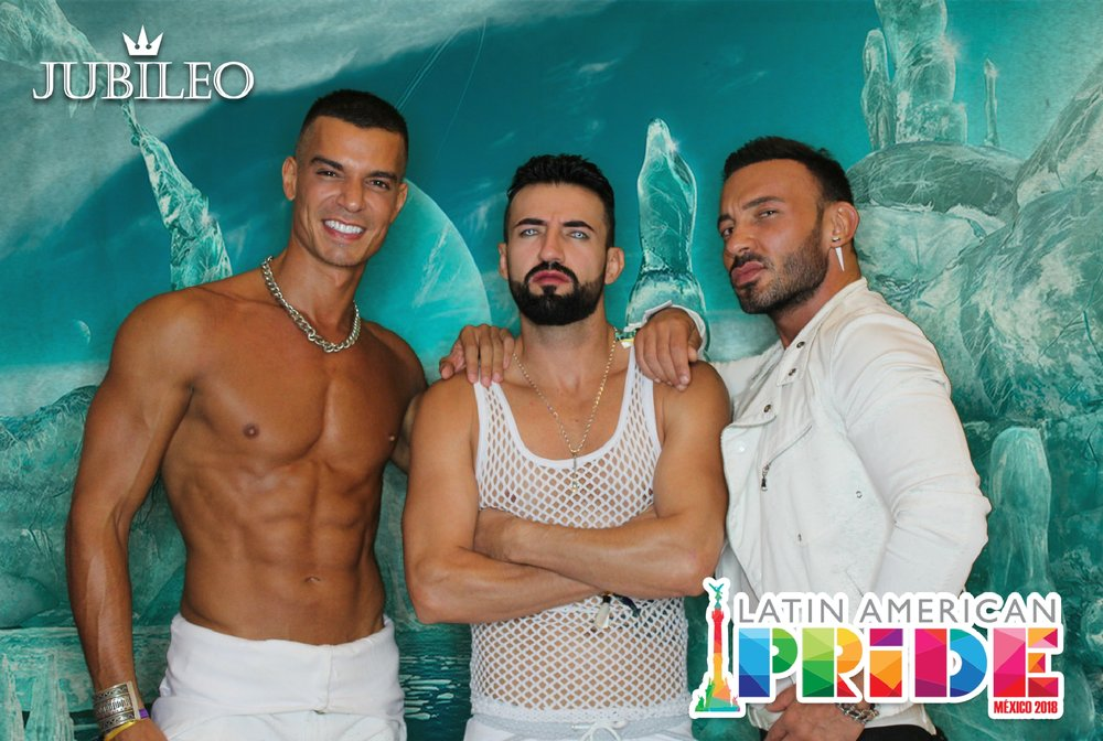 Jubileo | Latin American Pride   Digital Pixel Studio junto con Jubileo estuvo la celebración del orgullo lgbttti del año...