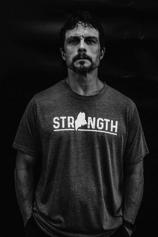 Adam, Catalyst For Change Wear Warrior | Portrait by Rebecca Elaine