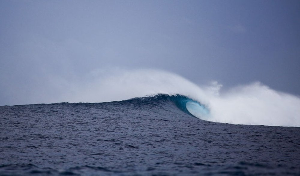 Wilkes Pass   - A powerful right hander that breaks on the southern tip of a long barrier reef. This wave can be extremely challenging with size, and sometimes it's simply about choice.