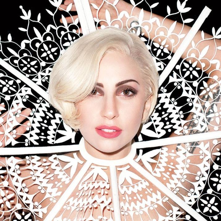 Lady Gaga Bio  Website