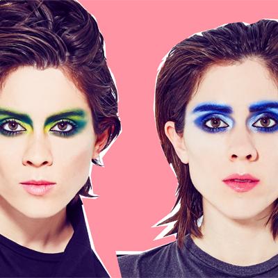 Tegan & Sara Bio  Website